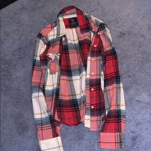 American Eagle Outfitters Favorite Fit Flannel